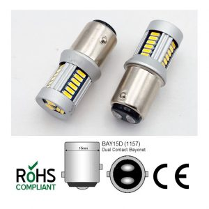 LED BAY15D 6V vgl P21/5W